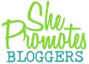 ShePromotesBloggers